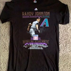 Other - Randy Johnson hall of fame tee